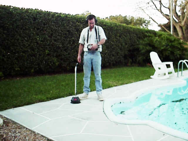 Swimming pool leak detection and dye testing kit - Swimming pool leak detection and repair ...